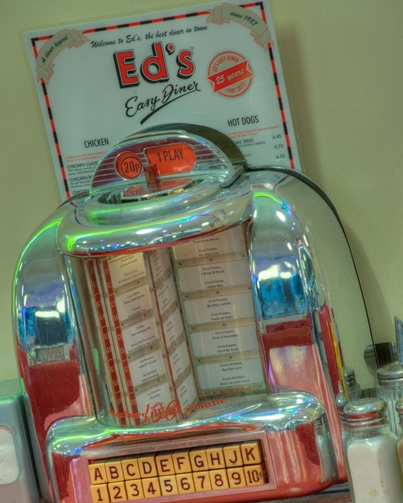 Ed's Easy Diner- Euston