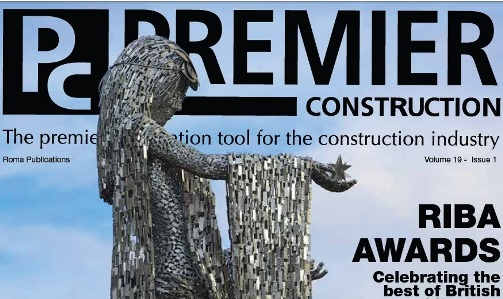 This month in Premier Construction Issue 19-1