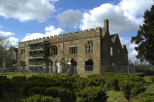 Astley Castle- RIBA Awards 2013