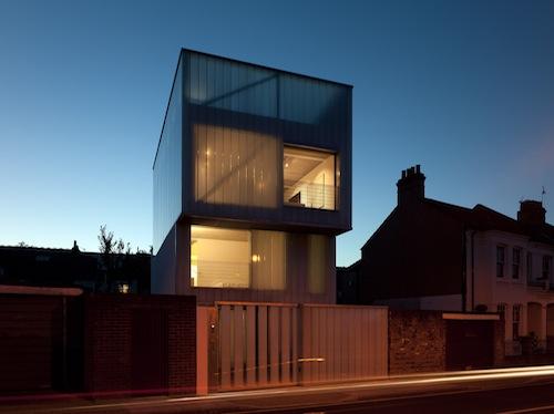 Slip House: Bold design in Brixton
