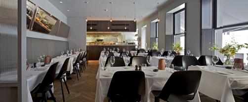 One Leicester Street- Soho- Chef Patron Tom Harris
