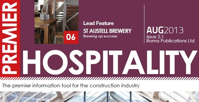 This month in Premier Hospitality Issue 2-1