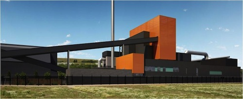 Blackburn Meadows Renewables- E.on, Sheffield