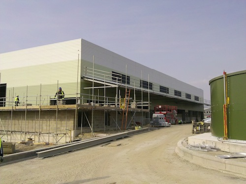 New Ashford Waste Transfer Centre