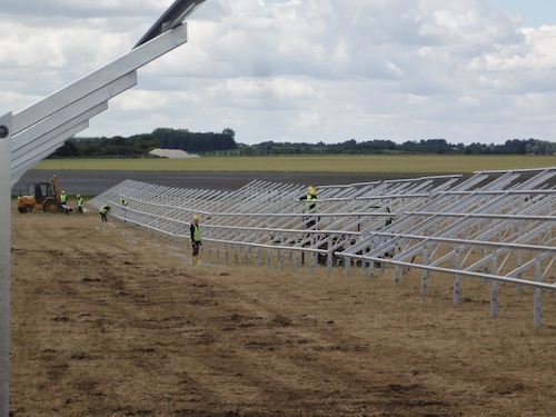 Fresh Water Solar Farm- Inazin