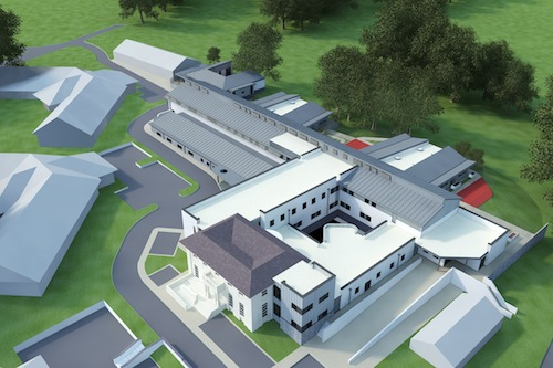 Princess Elizabeth Hospital- Guernsey