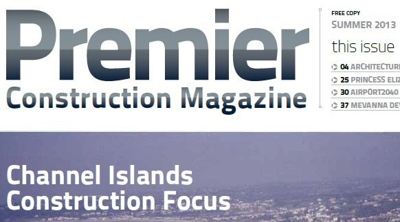 This Month in Channel Islands Construction Focus- Summer 2013