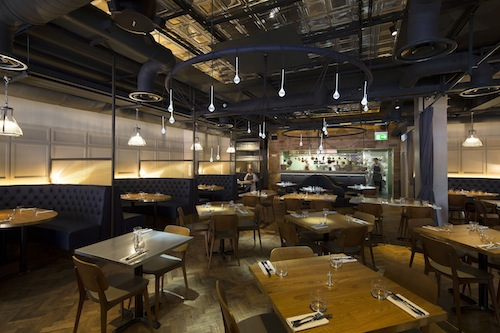 Hush Brasserie- Ludgate Hill- London