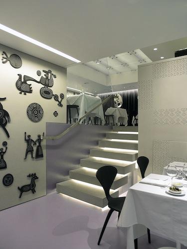 Olivocarne  Restaurant, Elizabeth Street, London