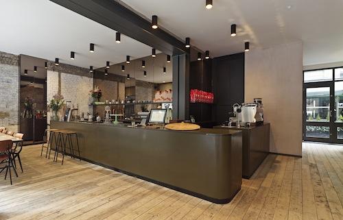 The Association London  Architects: Herbet & Mason- Creechurch Lane