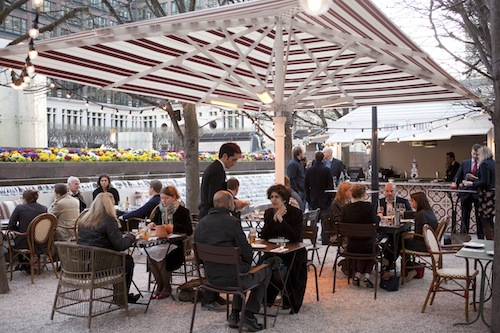 IbÇrica La Terraza- Canary Wharf, London