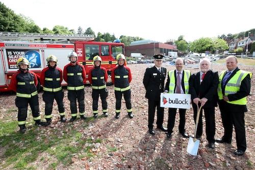 Fire Station- Cradley Heath- West Midlands