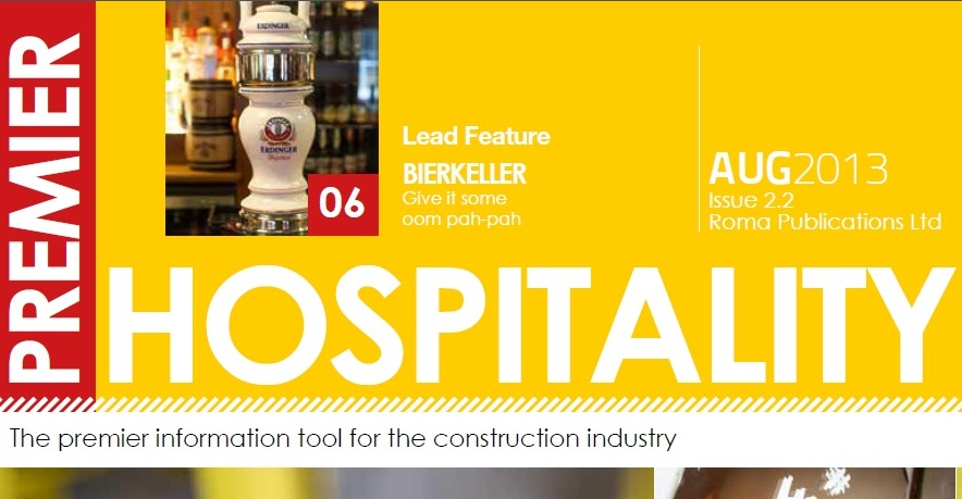 This month in Premier Hospitality Issue 2-2