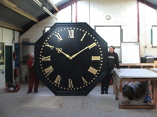 Church Clock Special- Cumbria Clock Company Ltd