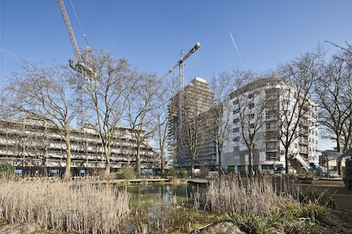 Paynes & Borthwick- Greenwich, London.