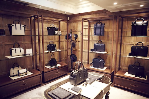 New Aspinal Of London store takes off