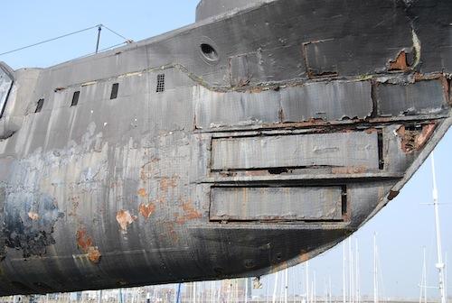 HMS Alliance Restoration