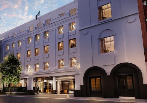 Beaumont Hotel- Balderton Street