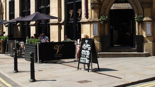 Velvet Manchester Central- Canal Street