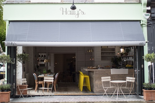 Hally's, Parsons Green, London