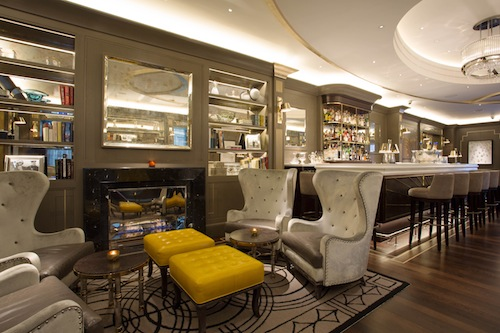 Church Bar & Terrace- Hyatt Regency London Hotel