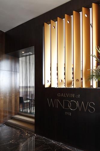 Galvin at Windows- London Hilton on Park Lane