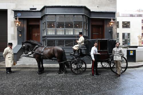 HALLOWEEN- Mr Fogg's Victorian home