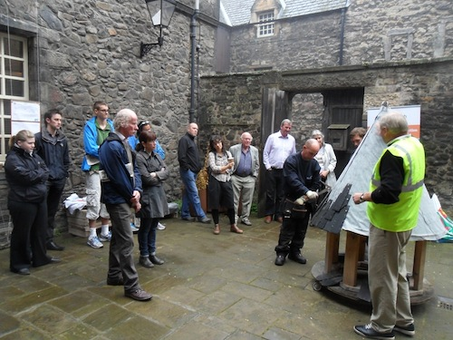 Edinburgh Fringe, Edinburgh Traditional Building Festival