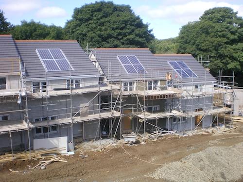 Pembrokeshire Social Housing