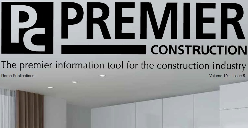 This month in Premier Construction Issue 19-5