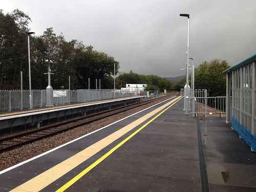 Energlyn and Churchill Park Station