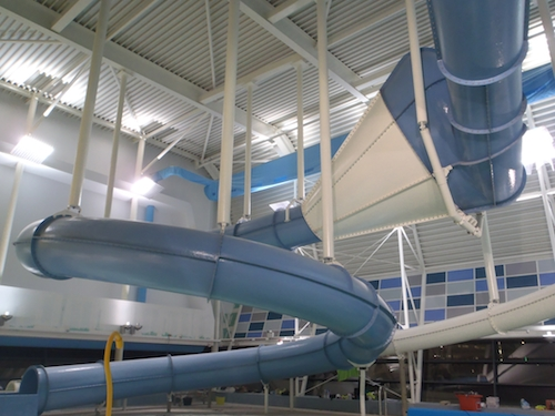 Ebbw Vale Sports Centre