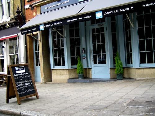 Dans le Noir, London, Clerkenwell