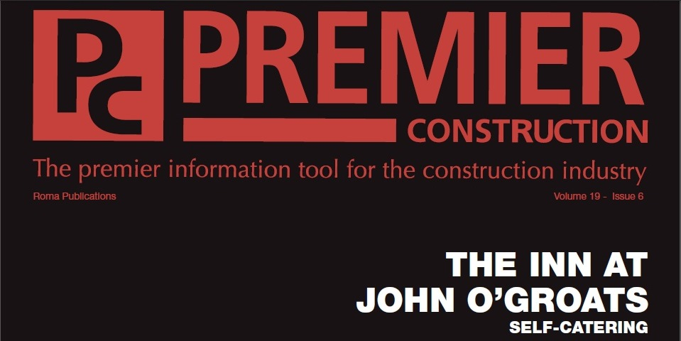 This month in Premier Construction Issue 19-6