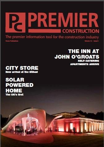 Premier Construction Magazine Issue 19-6