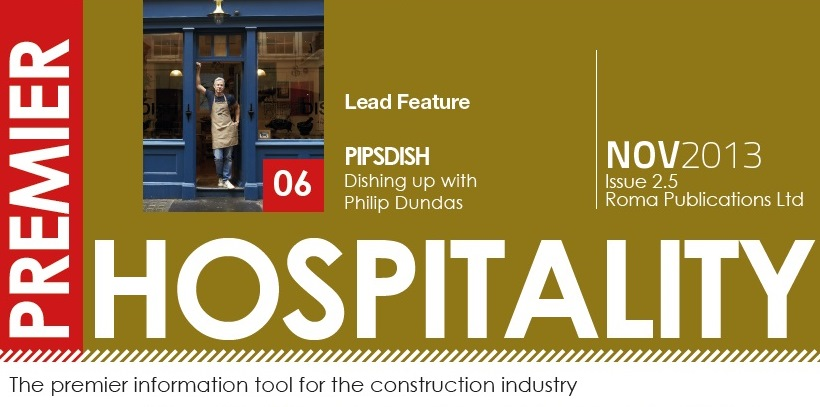This month in Premier Hospitality Issue 2-5