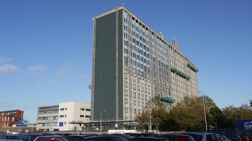 Hull Infirmary Tower Block