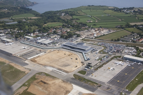 Guernsey Airport Upgrade