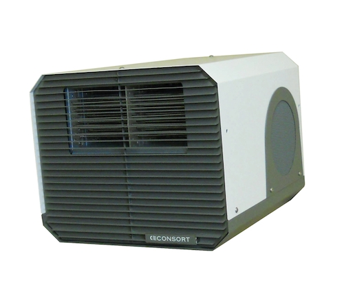 What a blast- Consort Claudgen powerful wall mounted commercial fan heaters
