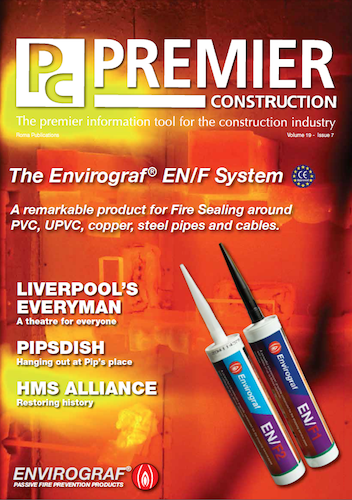 Premier Construction Magazine Issue 19-7