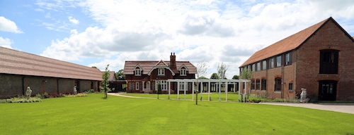 Oakley Lodge, Oakley, near Basingstoke
