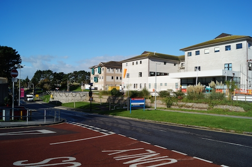 Tresliske Hospital, Royal Cornwall Hospital