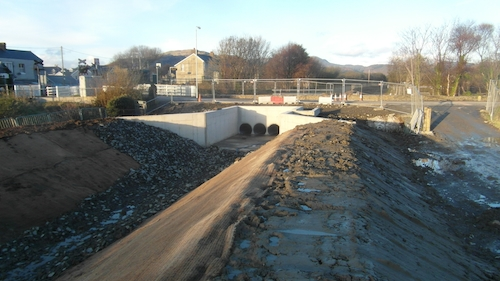 Fairbourne Flood Alleviation