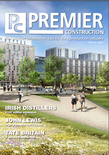 Premier Construction Magazine Issue 19-8