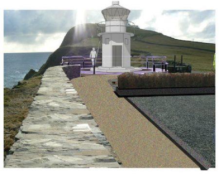Sumburgh Head, Lighthouse, Shetland