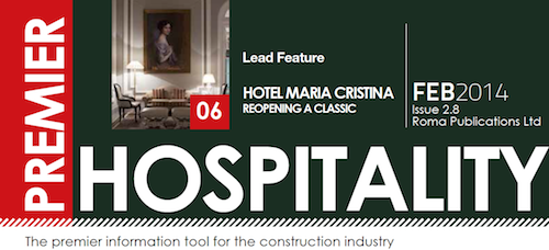 This month in Premier Hospitality Issue 2-8