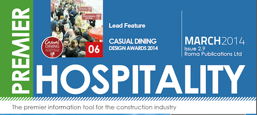 This month in Premier Hospitality Issue 2-9