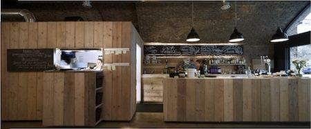 Trip Kitchen, Acton Mews, London