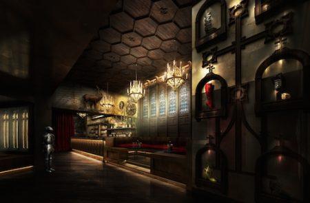 Whisky Mist & Rusty Nail, Hilton on Park Lane, Mayfair