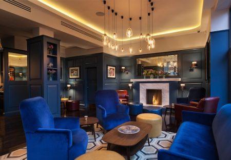 London House, Gordon Ramsay, London, Battersea Square